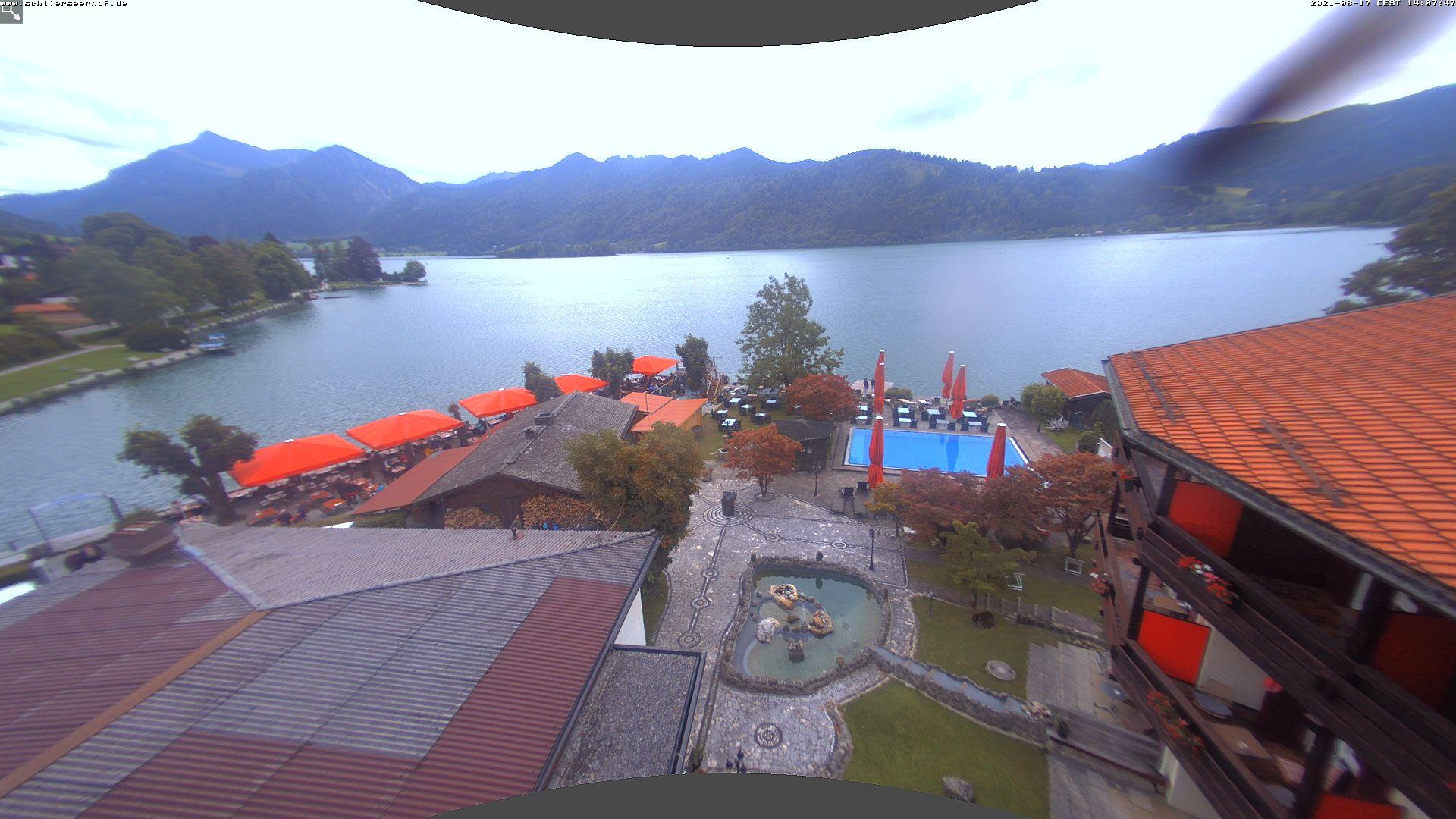 Schliersee webcam - Schliersee webcam, Bavaria, Miesbach